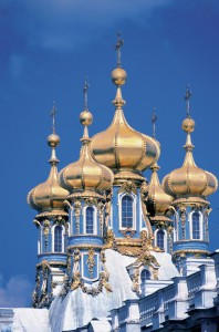12 DAY RIVER CRUISE MOSCOW