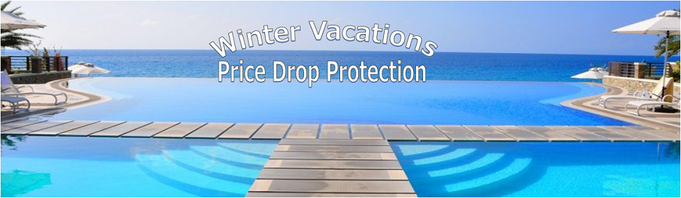 Winter Vacations Price Protection