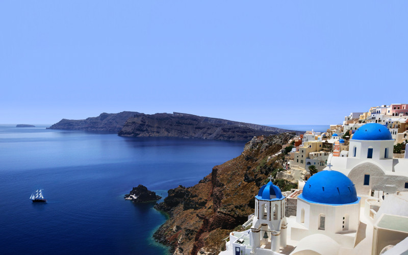 Fun Travel Ideas for a Trip to Santorini Greece. Santorini Greece