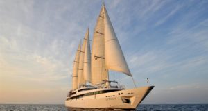 Best luxury cruises for your trip from Canada. Ponant