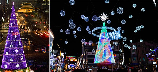 Busan Christmas Tree Festival