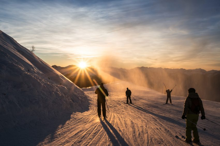 Best Destinations to Ski and Snowboard