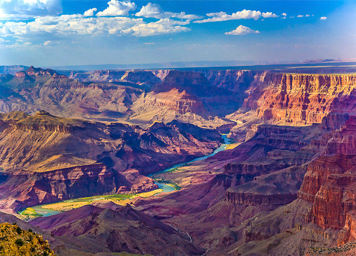 How To Travel Sustainably. Sign up for a volunteer program at the Grand Canyon.