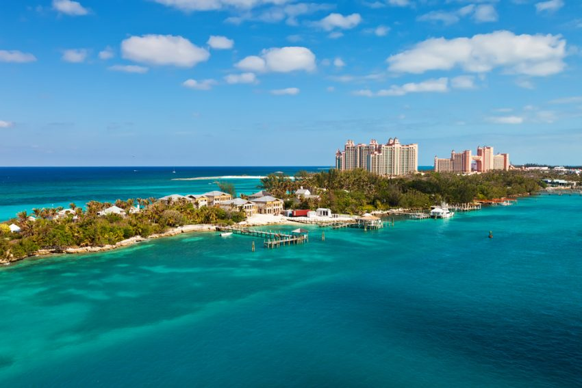 The greatest offer for your families cruising - 1 * 2 * FREE is back but only until January 4th, 2017. Long stretch of Paradise Island, located in Nassau, Bahamas