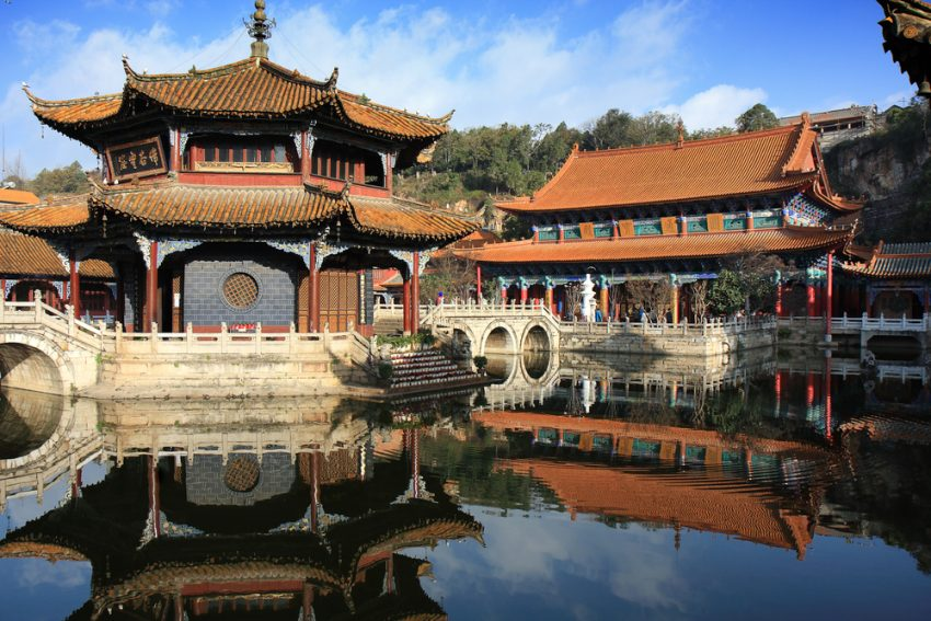 China's Top Attractions. Ancient Chinese Architecture