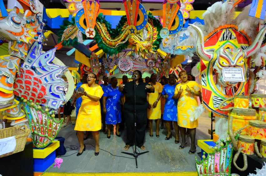Top-Rated Tourist Attractions in Bahamas. Gospel Singers