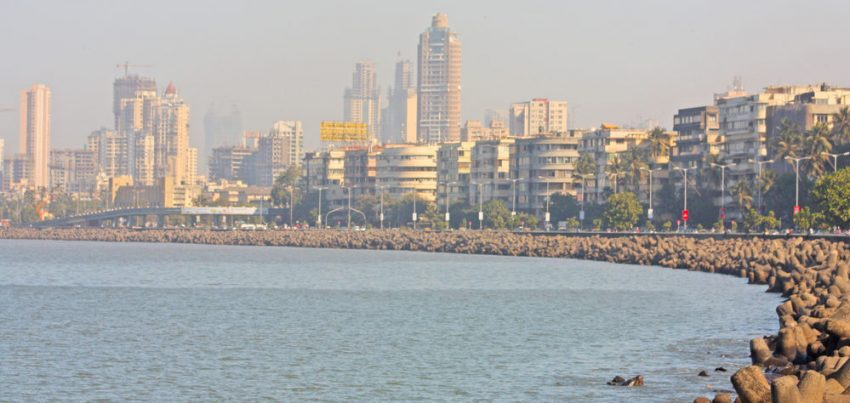 Asia Pacific to Become Top Travel Market. Mumbai capital of India skyline