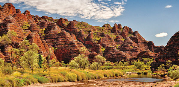 12 New Places to Cruise in 2017. Australia's picturesque Kimberley region. (Photo: John Crux/Getty Images)