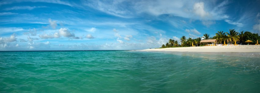 The Best Caribbean Beaches. Shoal Bay, Anguilla, English West Indies