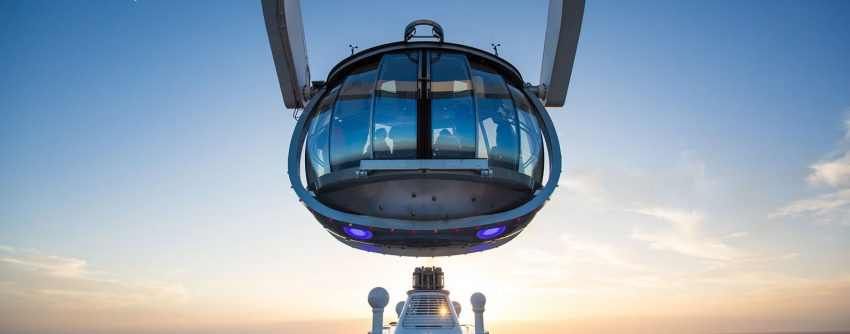 A Day in the Life on Anthem of the Seas