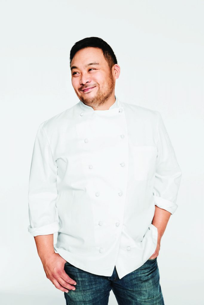 "CHEF DAVID CHANG: ""GET TO KNOW A CITY THROUGH FOOD"". DavidChang"