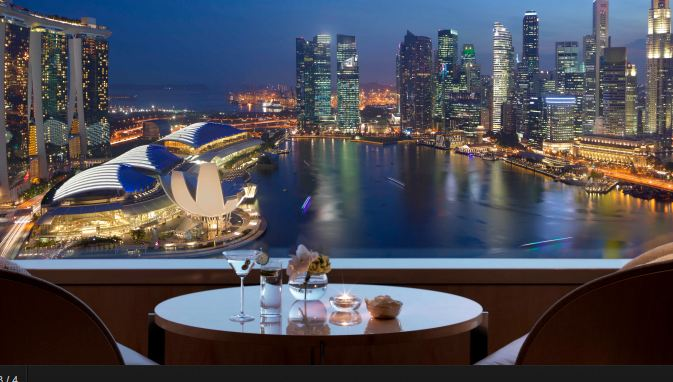 Luxury in Singapore