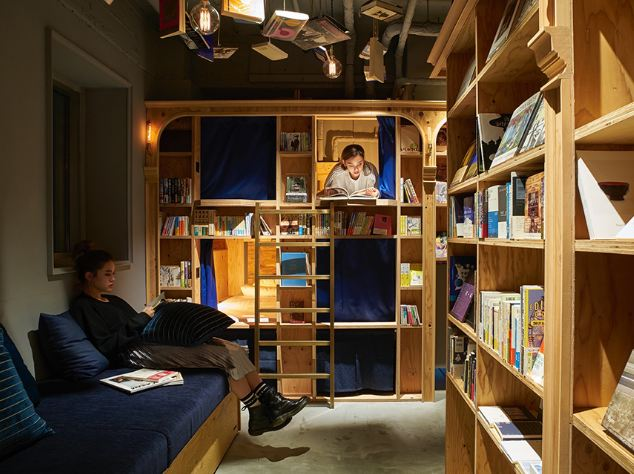Photo: bookandbedtokyo.com