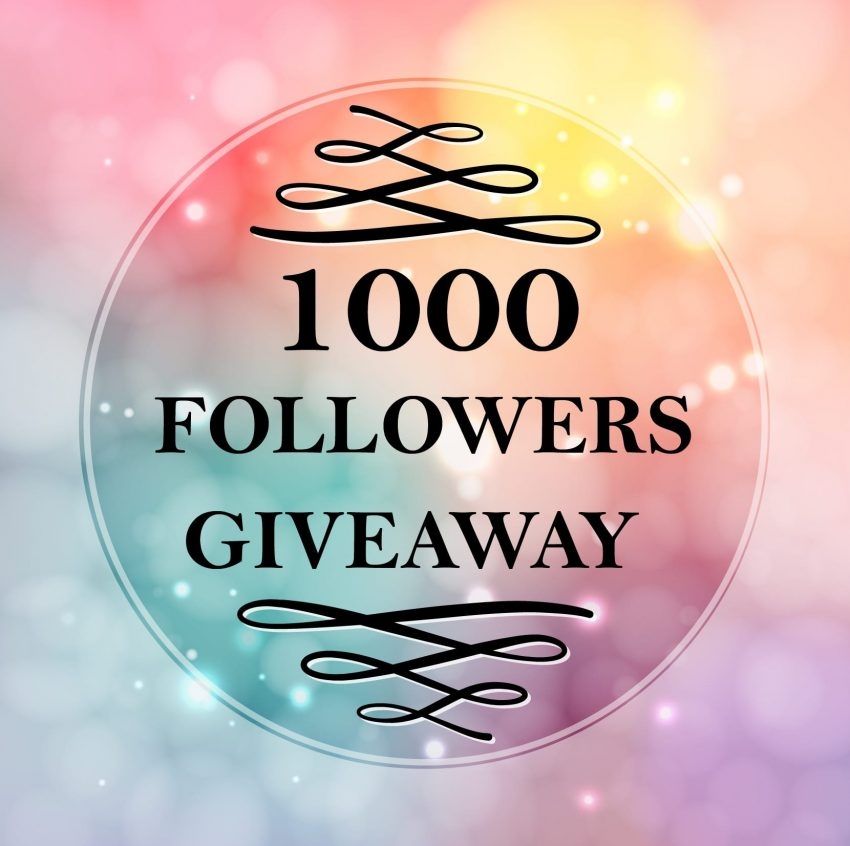 1000 IG FOLLOWERS GIVEAWAY