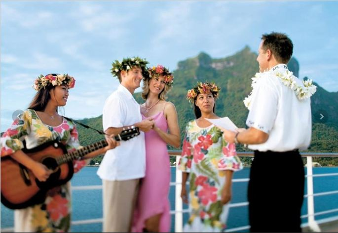 Cook Islands And Society Islands Cruise (12 Days)