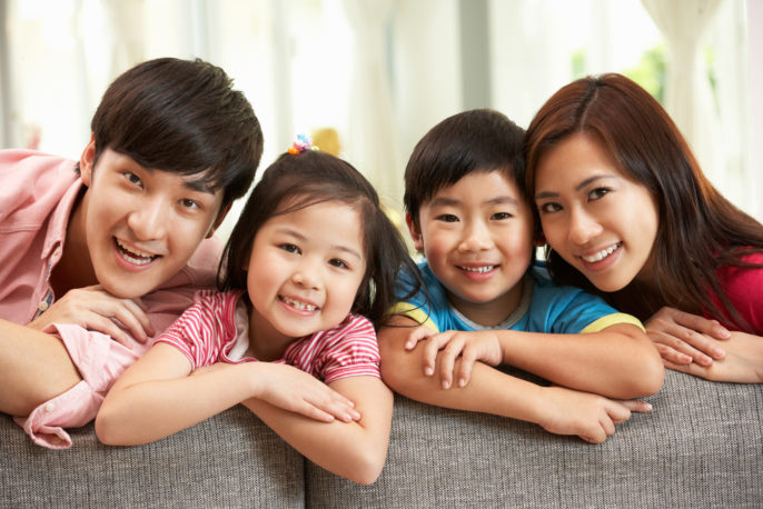 TOP REASONS TO VISIT SOUTHEAST ASIA. Chinese Family