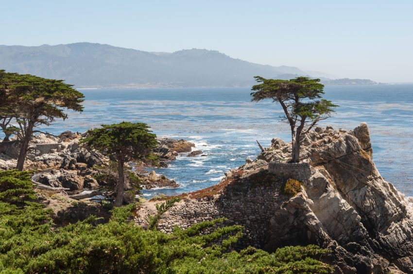 Best Kid-Friendly Beaches. California Coast near Carmel.