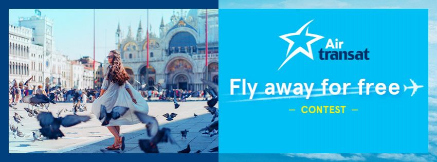 Fly Away For Free Contest