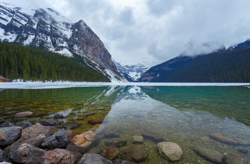 Spring Adventures in the Canadian Rockies