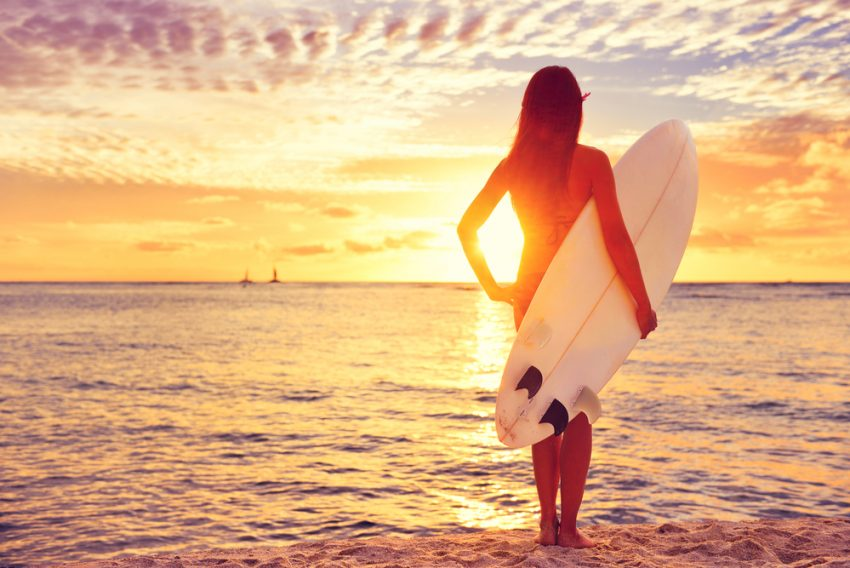 The Best Surfing Spots in the USA