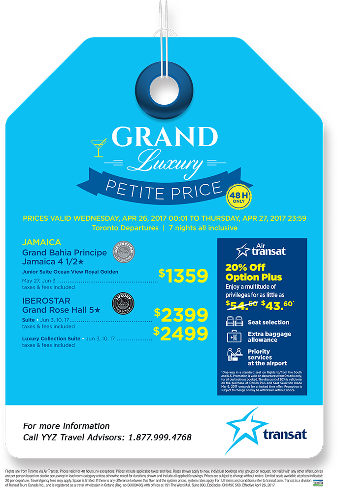 GRAND LUXURY PETITE PRICE