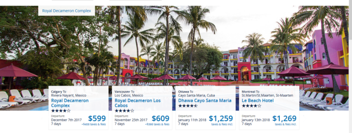 South Promotion: Book Early and Get Advantages