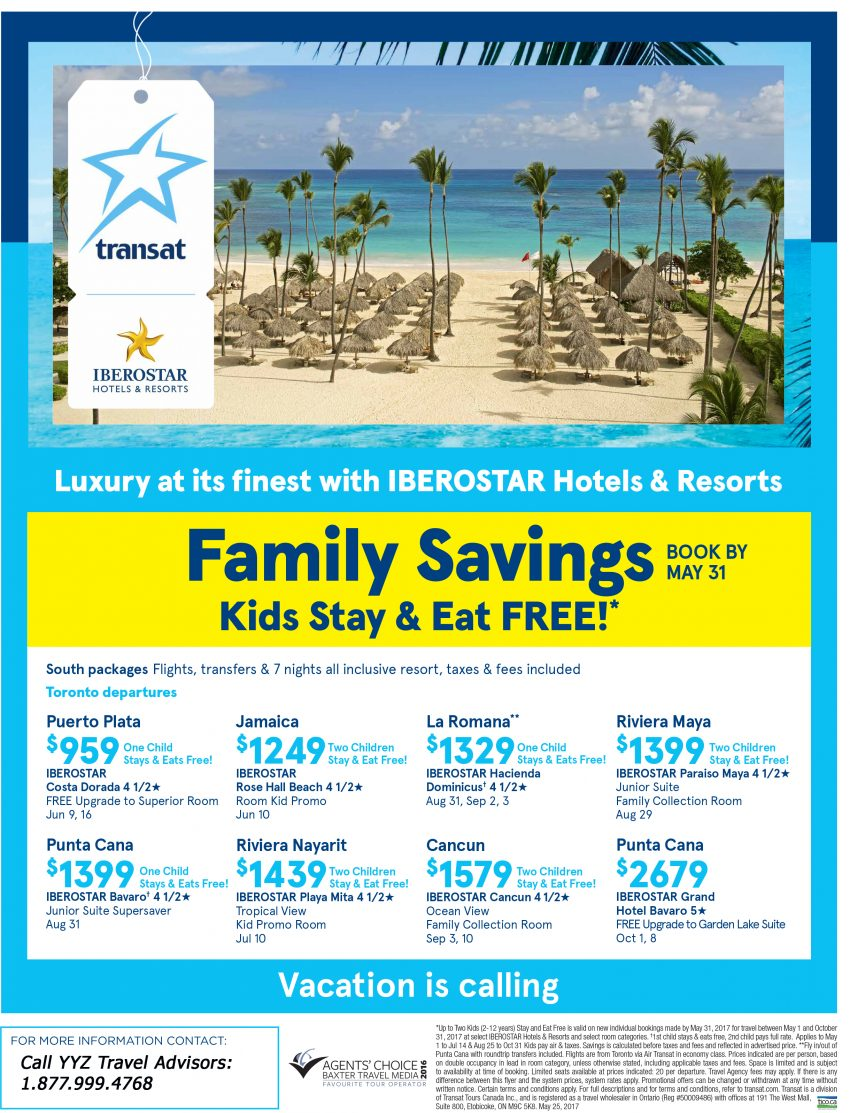 Family Savings. Kids Stay and Eat FREE!