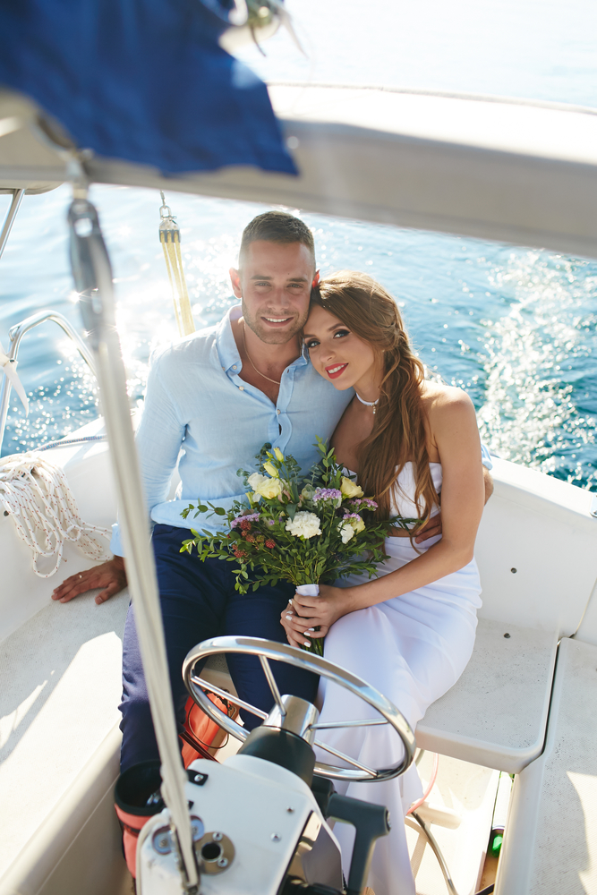 Three Reasons to Throw a Wedding Celebration at Sea
