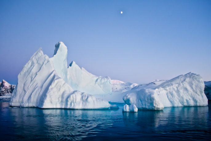 THE INCREDIBLE ANTARCTIC EXPERIENCE