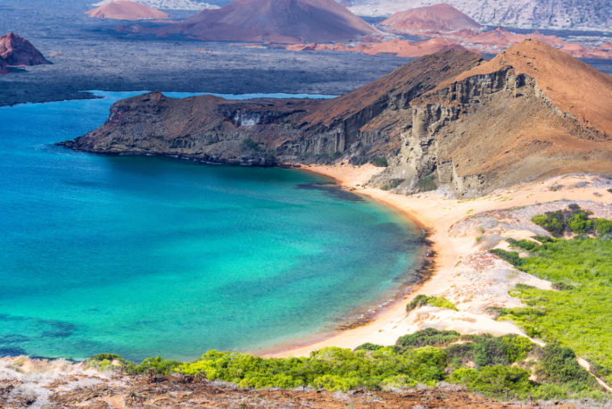 Incredible Beauty of Galapagos Islands