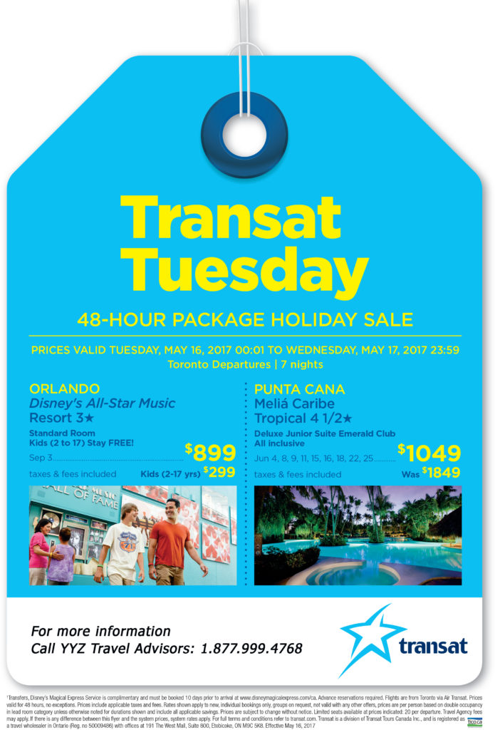 Tuesday Offer: 48-Hour Package Holiday Sale