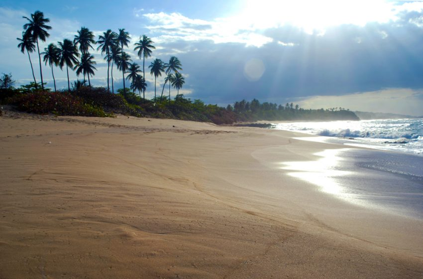 Beautiful Beaches of Puerto Rico