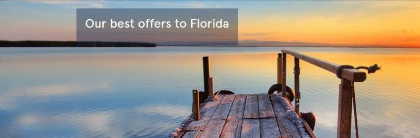 Best Deals to Florida this Winter