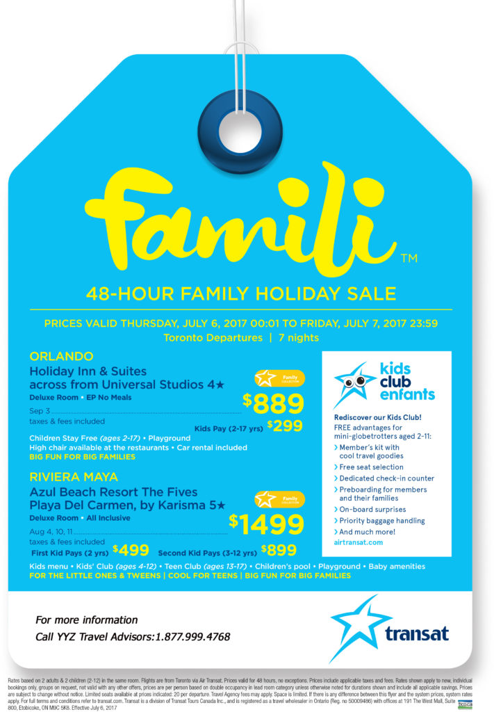 Family Grand Sale