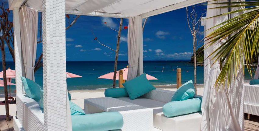 The Best Summer South Resorts. Luxury Hotels