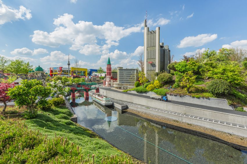 Meet Your Kids' Favorite Characters at the World's Best Amusement Parks. Miniland at Legoland Deutschland