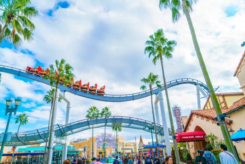 Meet Your Kids' Favorite Characters at the World's Best Amusement Parks