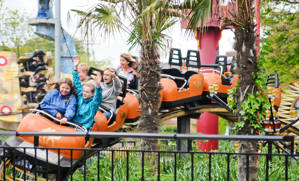 Meet Your Kids' Favorite Characters at the World's Best Amusement Parks. Tivoli, Denmark