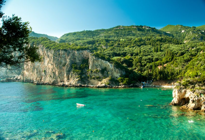 The Best Destinations for your Summer 2017 Trip to Europe. Corfu Island, Greece, Europe