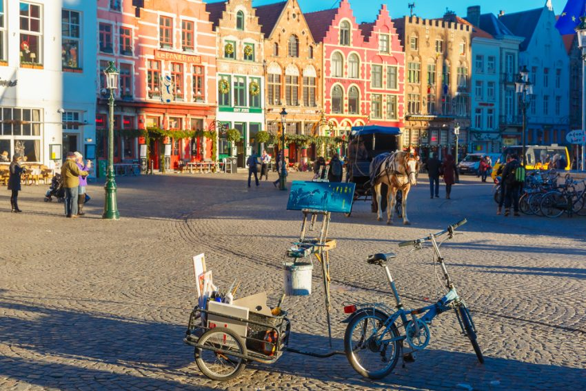 The Best Destinations for your Summer 2017 Trip to Europe. Bruges, Belgium