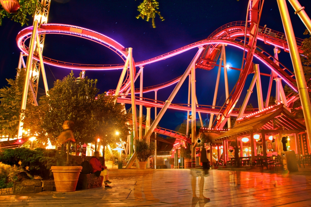 Meet Your Kids' Favorite Characters at the World's Best Amusement Parks. Europa park