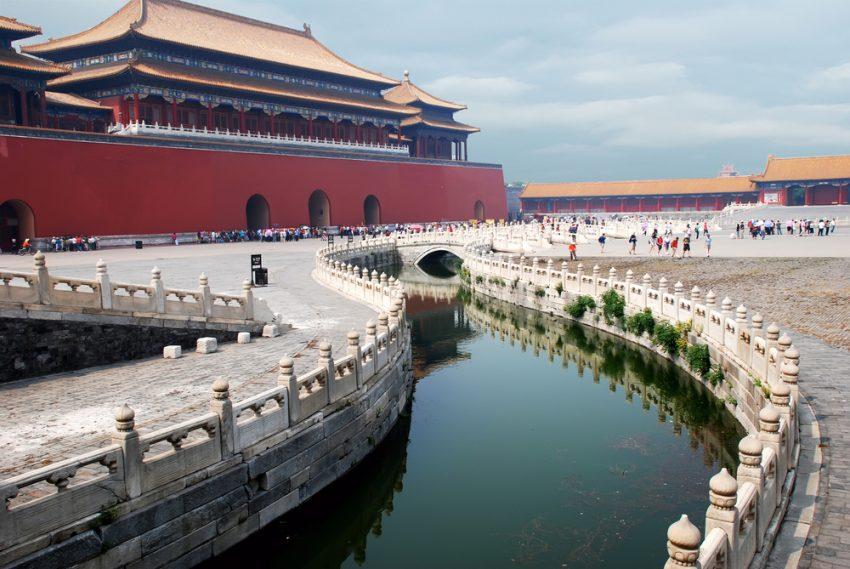 Places to Visit in China in September 2017