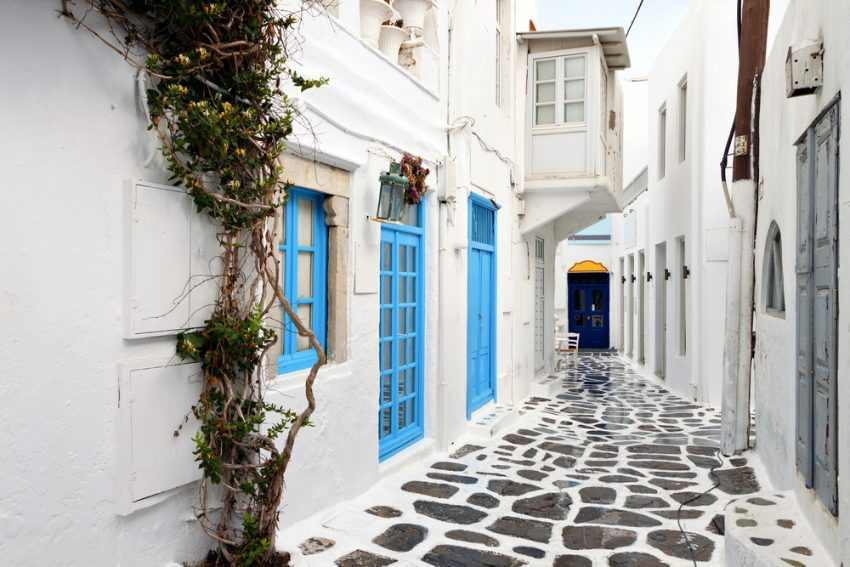Mykonos - a True Greek Paradise