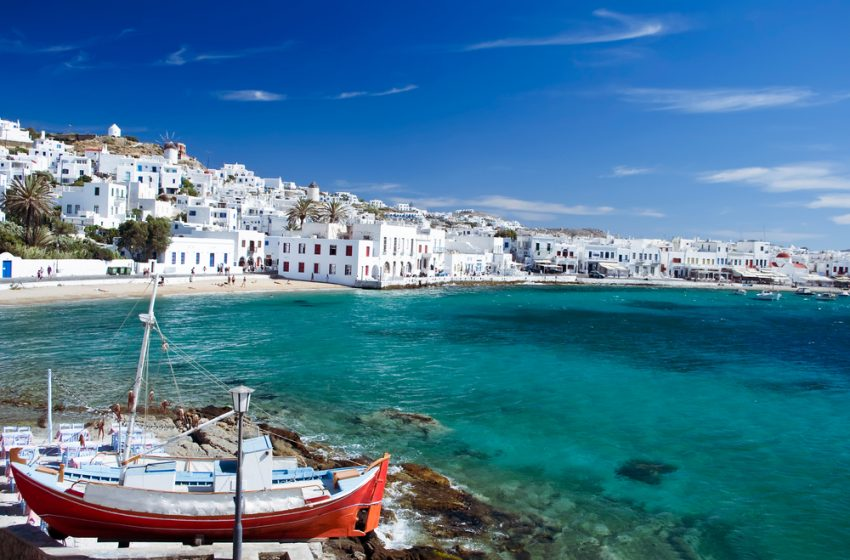 Mykonos - a True Greek Paradise. Mykonos