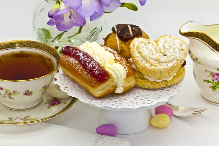 Best Places for 5 O'clock Afternoon Tea in London