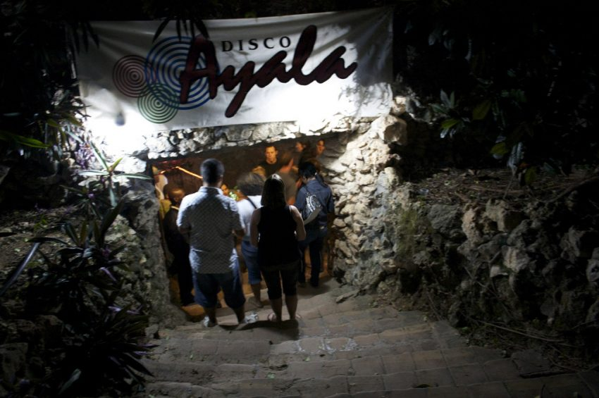 Exciting Cave Nightclub in Trinidad. Ayala nightclub. Trinidad