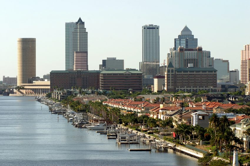 Tips for Visiting Amazing Tampa. Tampa, Florida, USA