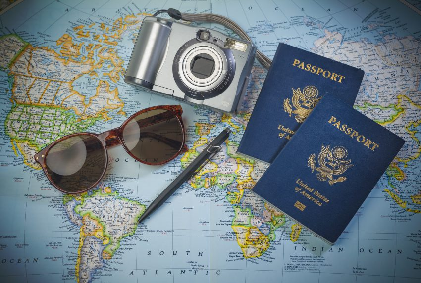 Ten Reasons to Use a Travel Agent. Passports to world travel
