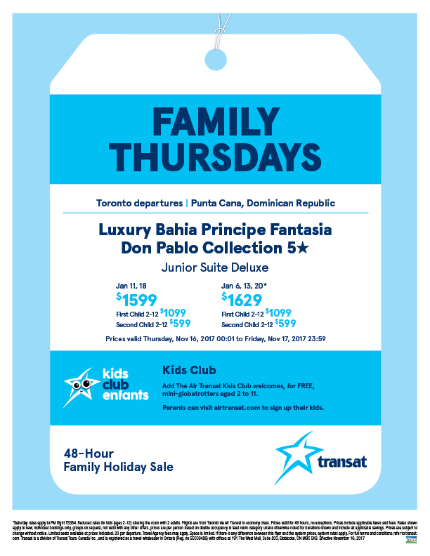 Family Thursdays - Bahia Principe