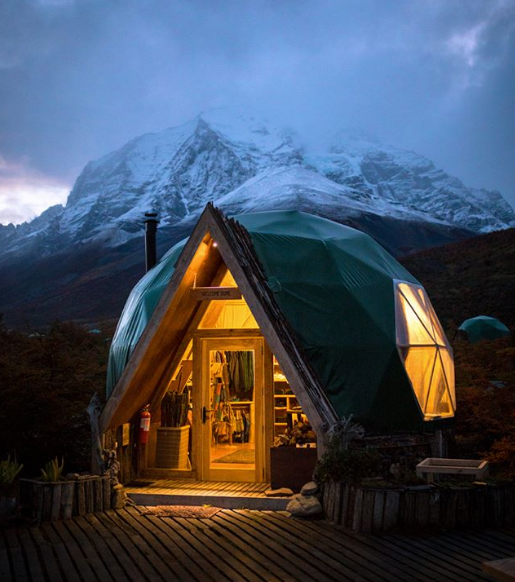 The Most Unusual World Hotels. Ecocamp